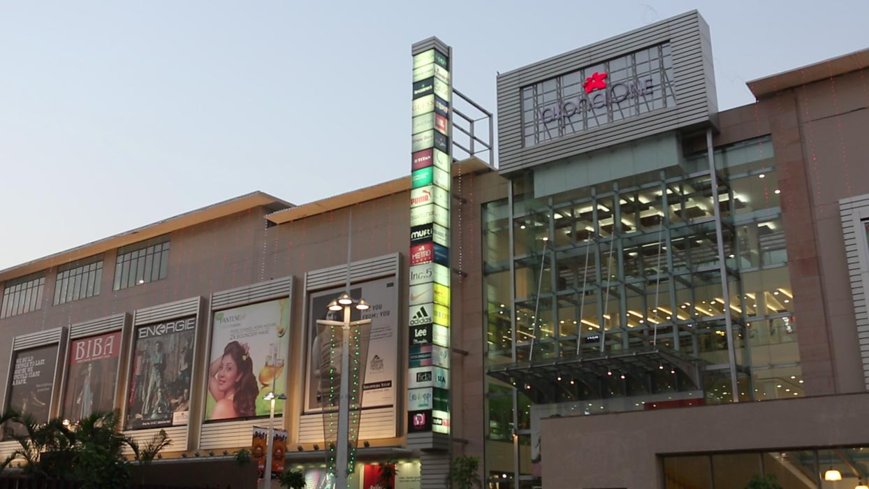 Top Shopping Malls In Ahmedabad