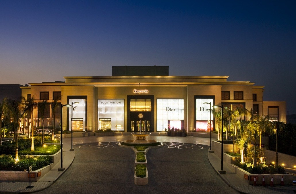 Top Shopping Malls In Delhi NCR