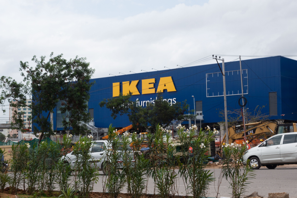 IKEA's Hyderabad Store In India