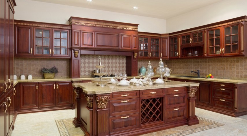 Modern Kitchen Cabinets Design Gallery: 5 Ideas For