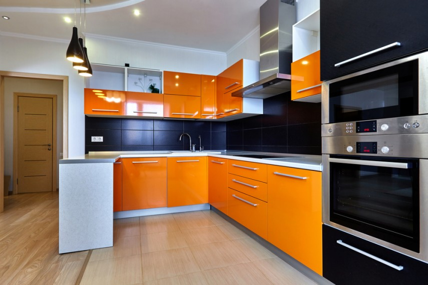 Colour Combos For Kitchen In Pics Paint Colours For Walls Cabinets
