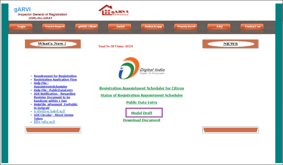 How To Do Property Registration Online In Ahmedabad