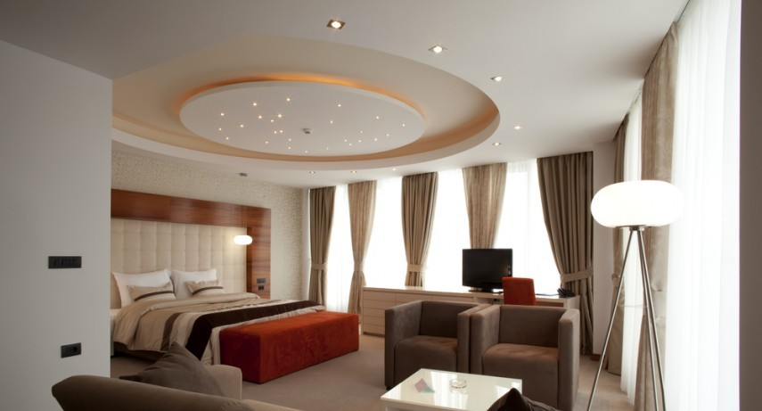 Gypsum Vs Plaster For False Ceiling Pros Cons