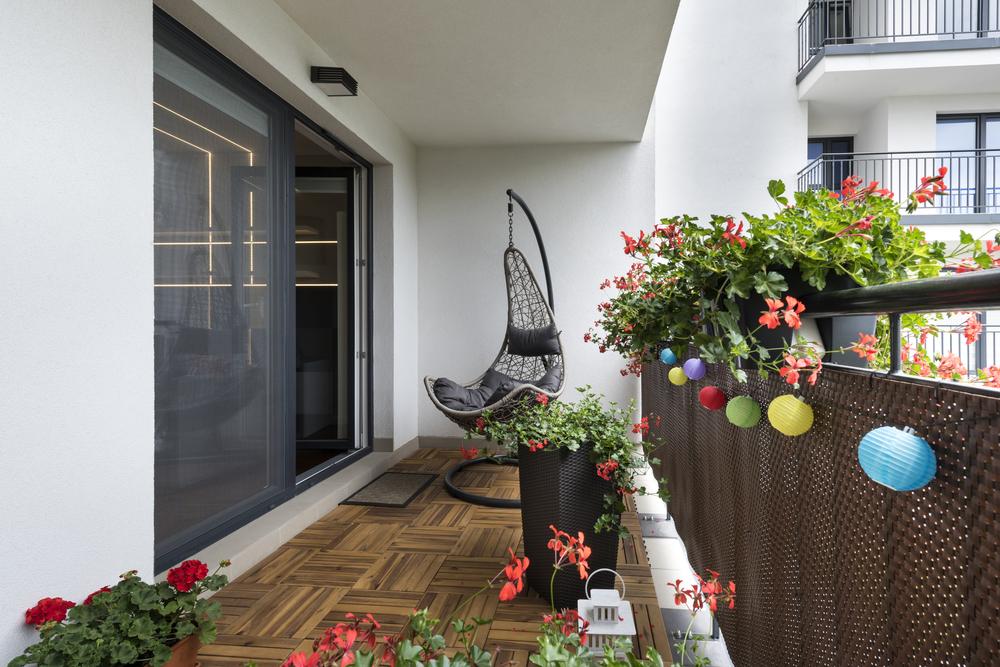 Diy Innovative Ideas To Decorate Balcony Space