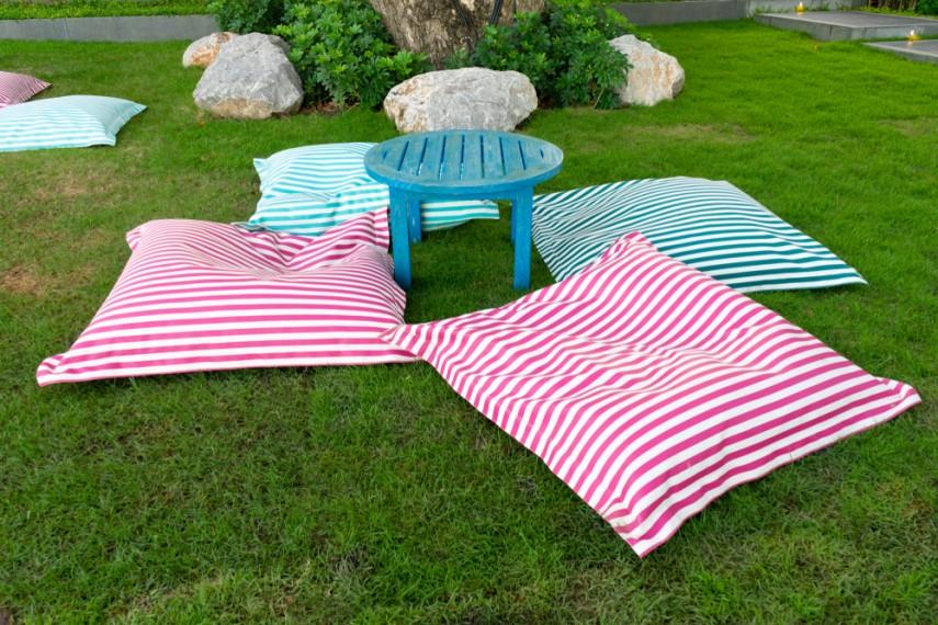 Seating ideas cushions