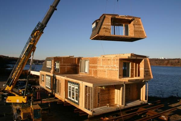 what is a modular house read about the modern concept here